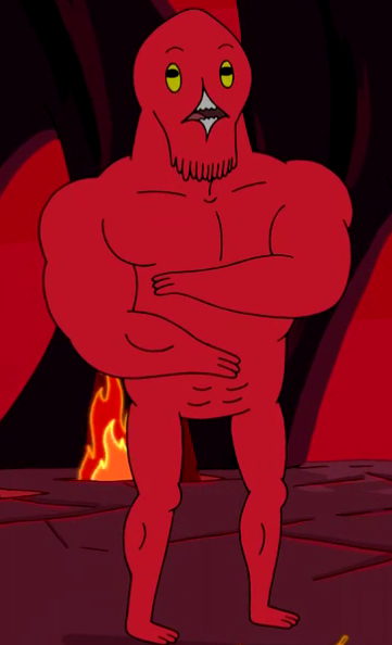 Big Demon Asking Lord Of Evil