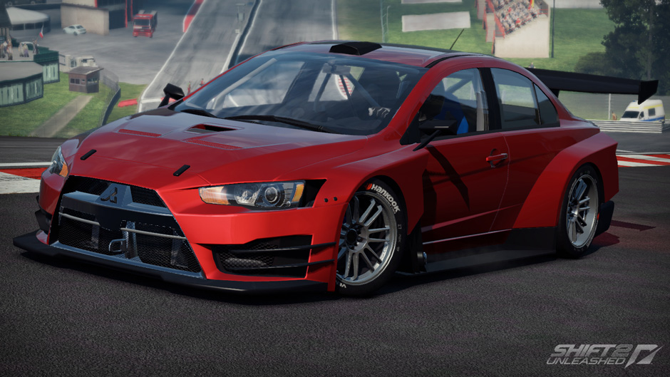 Image - Mitsubishi Lancer Evolution X shift 2 unleashed.jpg at The Need for Speed Wiki - Need ...