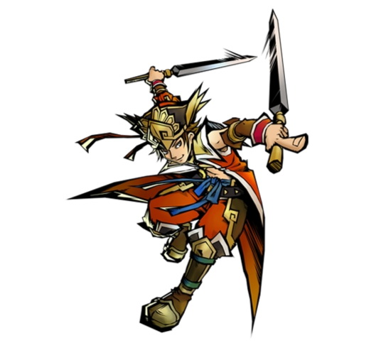 Lu Bu Warriors Orochi 3 Ultimate: Dynasty Warriors DS