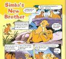 El nuevo hermano de Simba/Comic en español