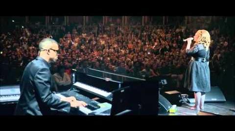 Adele - Someone Like You (Live At The Royal Albert Hall DVD)