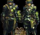 Rathian+ Armor (Gunner)(MH3)