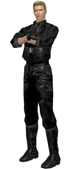 Wesker.