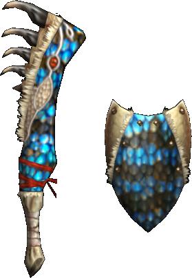 Velocidrome armor