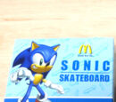 Sonic the Hedgehog Extreme Boarding