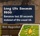 Long Life Bananas