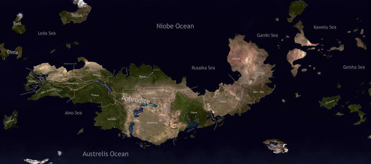 Venus Terraforming Wiki