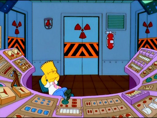 Springfield Nuclear Power Plant - Simpsons Wiki