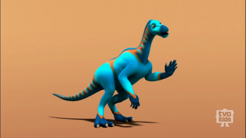 Dinosaur Train Apatosaurus Iguanodon - Din...