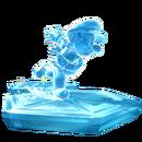 Ice Mario Artwork - Super Mario Galaxy.png