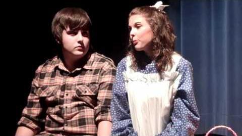 "Tom Sawyer & Becky; ""I Choose You, and You Choose Me"""