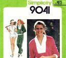 Simplicity 9041 B