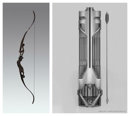 Hawkeye's Quiver Marvel