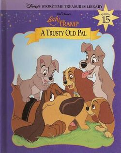 Lady and the Tramp: A Trusty Old Pal - DisneyWiki
