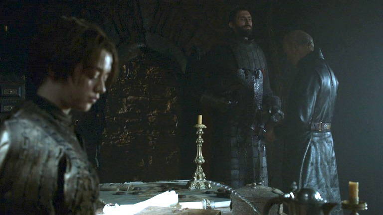 Gregor Clegane Season 2 Season 2  Tywin and Gregor