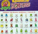 JoJo's Bouncin Boneheads Series 2
