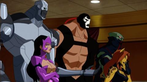 Justice League Doom (2012) - Home Video Trailer for Justice League Doom