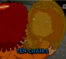 Ten Chairs