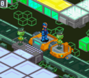 Mega Man Battle Network 3 screenshots