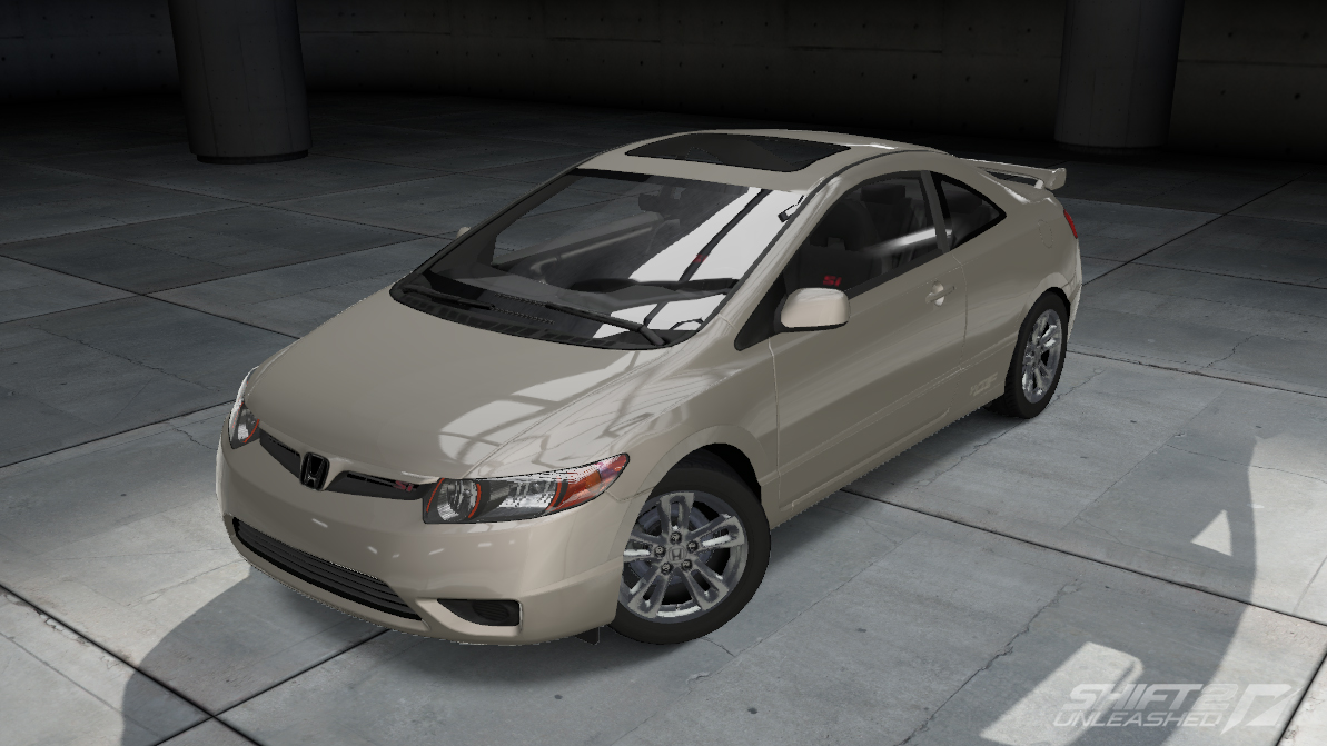 honda civic si 2006 at the need for speed wiki need for speed series information. Black Bedroom Furniture Sets. Home Design Ideas