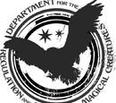 Galerie Département de contrôle et de régulation des créatures magiques