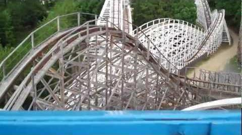 Rolling Thunder (Six Flags Great Adventure)