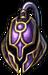 Helm animated armor