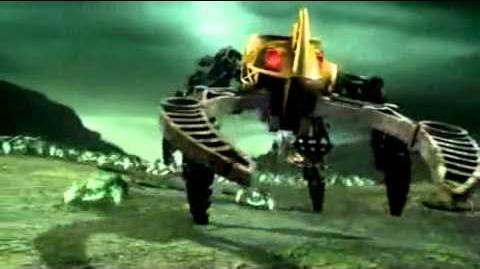 Bionicle - The Battle of Metru Nui 2005 Playset Commercial