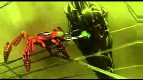 Bionicle - Visorak Commercial