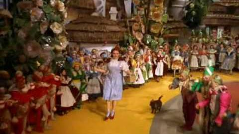 Follow The Yellow Brick Road - The Wizard Of Oz