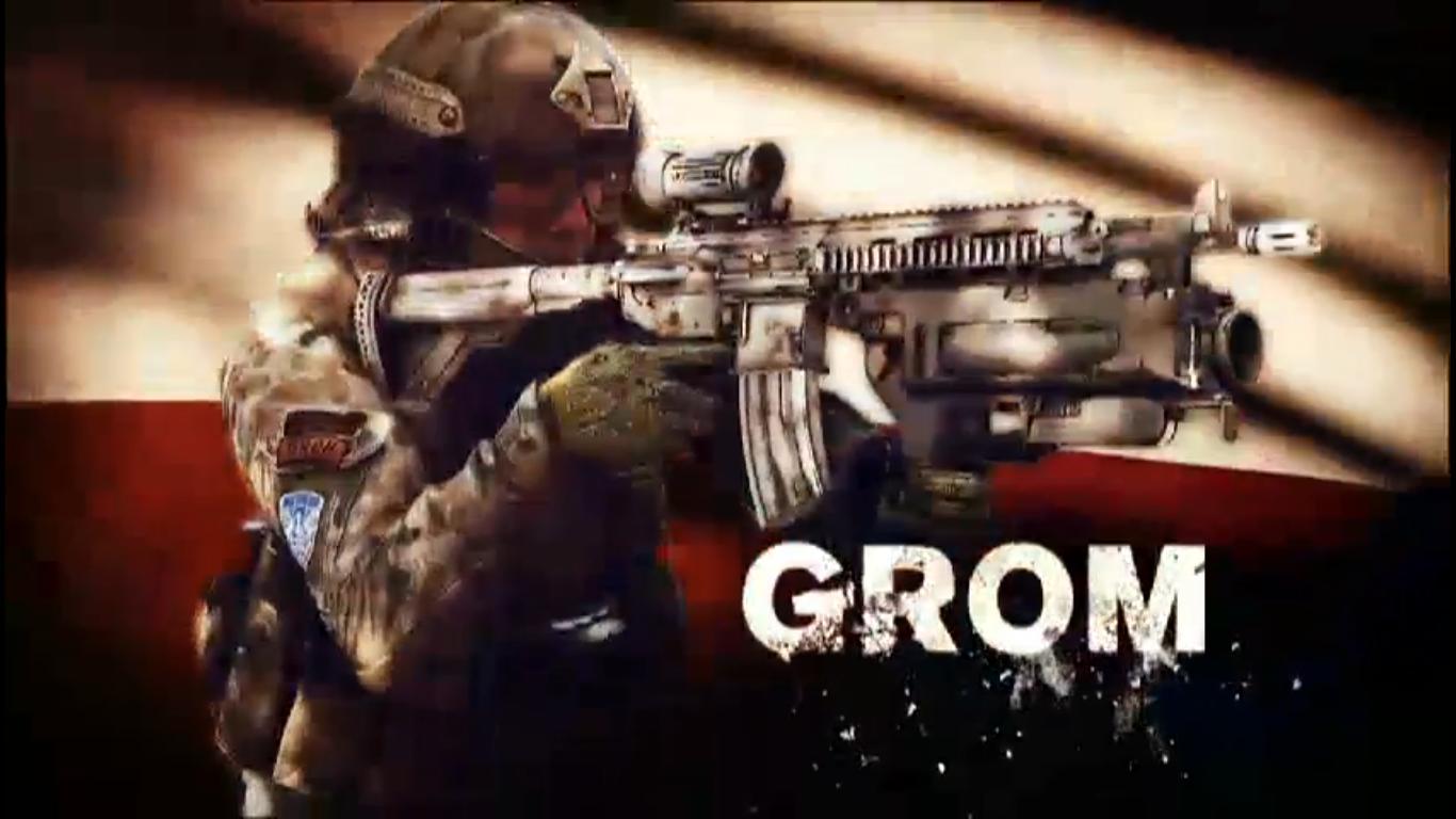 GROM - The Medal of Ho...
