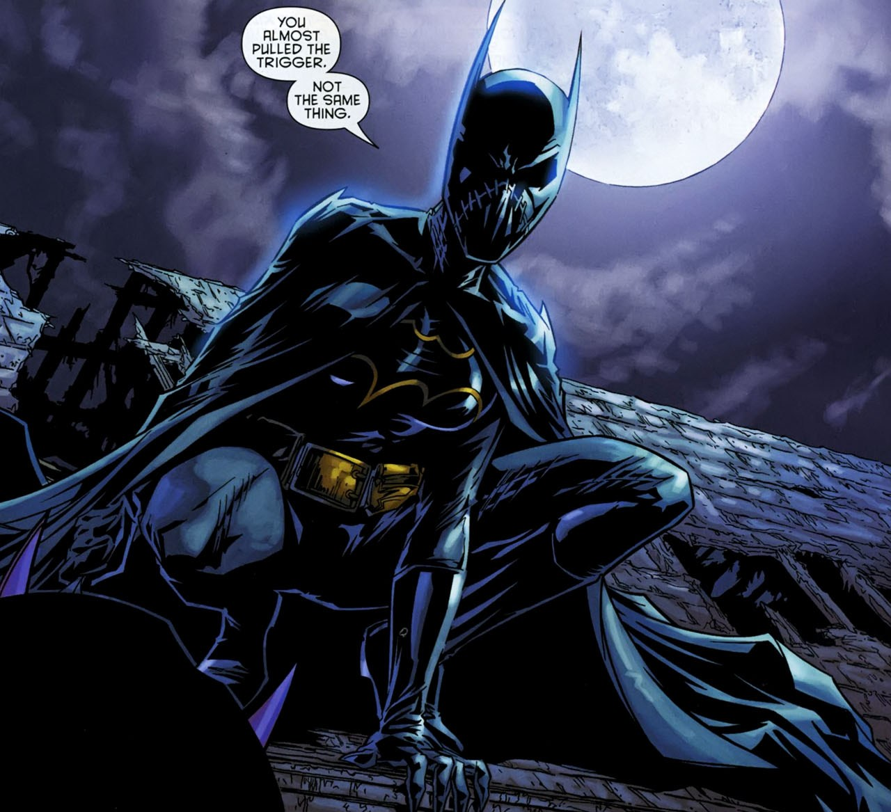 Black Bat Cassandra Cain Batman Wiki Alles Ber