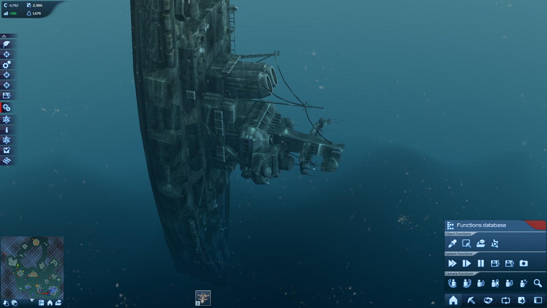 Image Keto Sinking Ship Jpg Anno 2070 Wiki