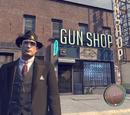 Оружейные магазины