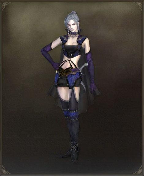 Warriors Orochi 2 Psp How To Unlock All Characters: Trinity-zilloll-dlc4-selene.jpg