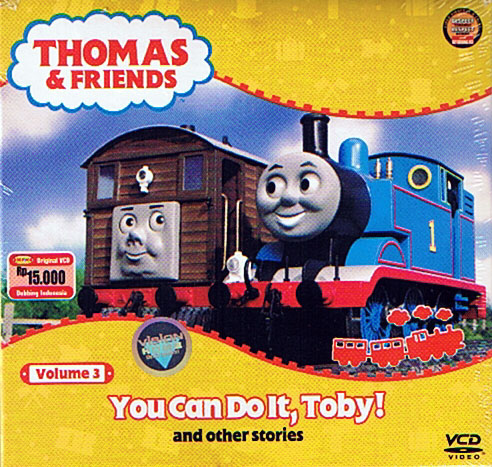 You Can Do It Toby And Other Stories Thomas The Tank