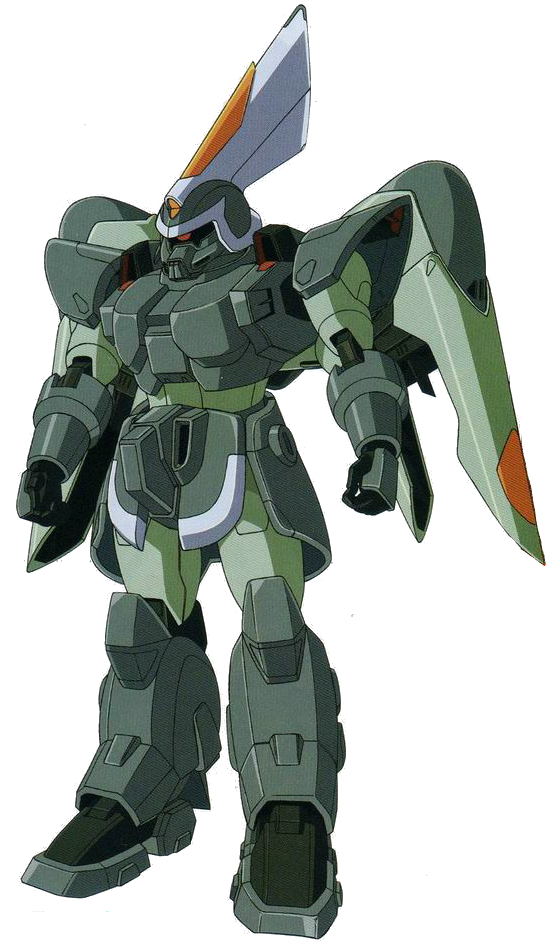 Gundam Seed Mobile Suits ZGMF-1017 GINN - Gunda...