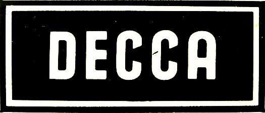 Decca Records Logopedia The Logo And Branding Site