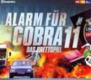 Alarm für Cobra 11 – Das Brettspiel