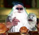 Finney's Christmas Sandwich!