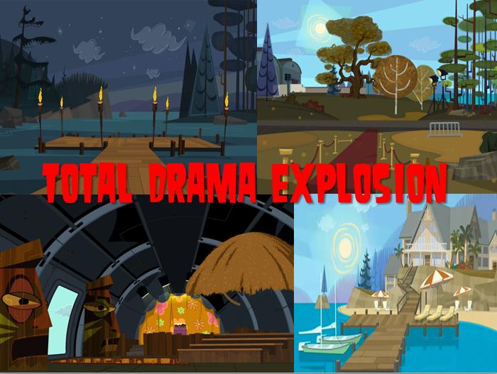 Total Drama Island The Big Sleep