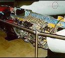Junkers Jumo 004 Engine