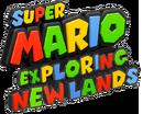 Super Mario Exploring New Lands Logo.png