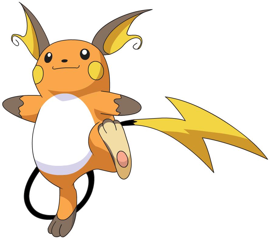 Raichu - Sonic Pokémon Wiki