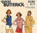 Butterick 6130 A