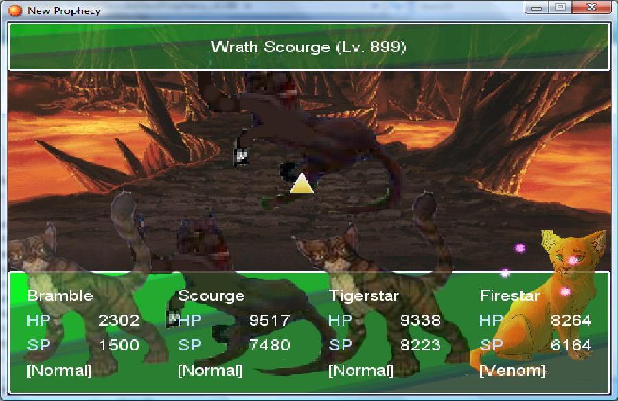 Warrior Cats Video Game Online