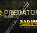 Predator Barrel