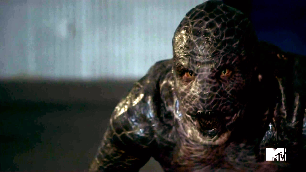 Teen Wolf: Restraint | Headhunter's Horror House Wiki ... |Teen Wolf Lizard