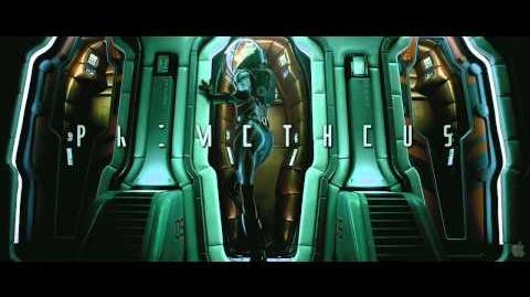 Prometheus Trailer