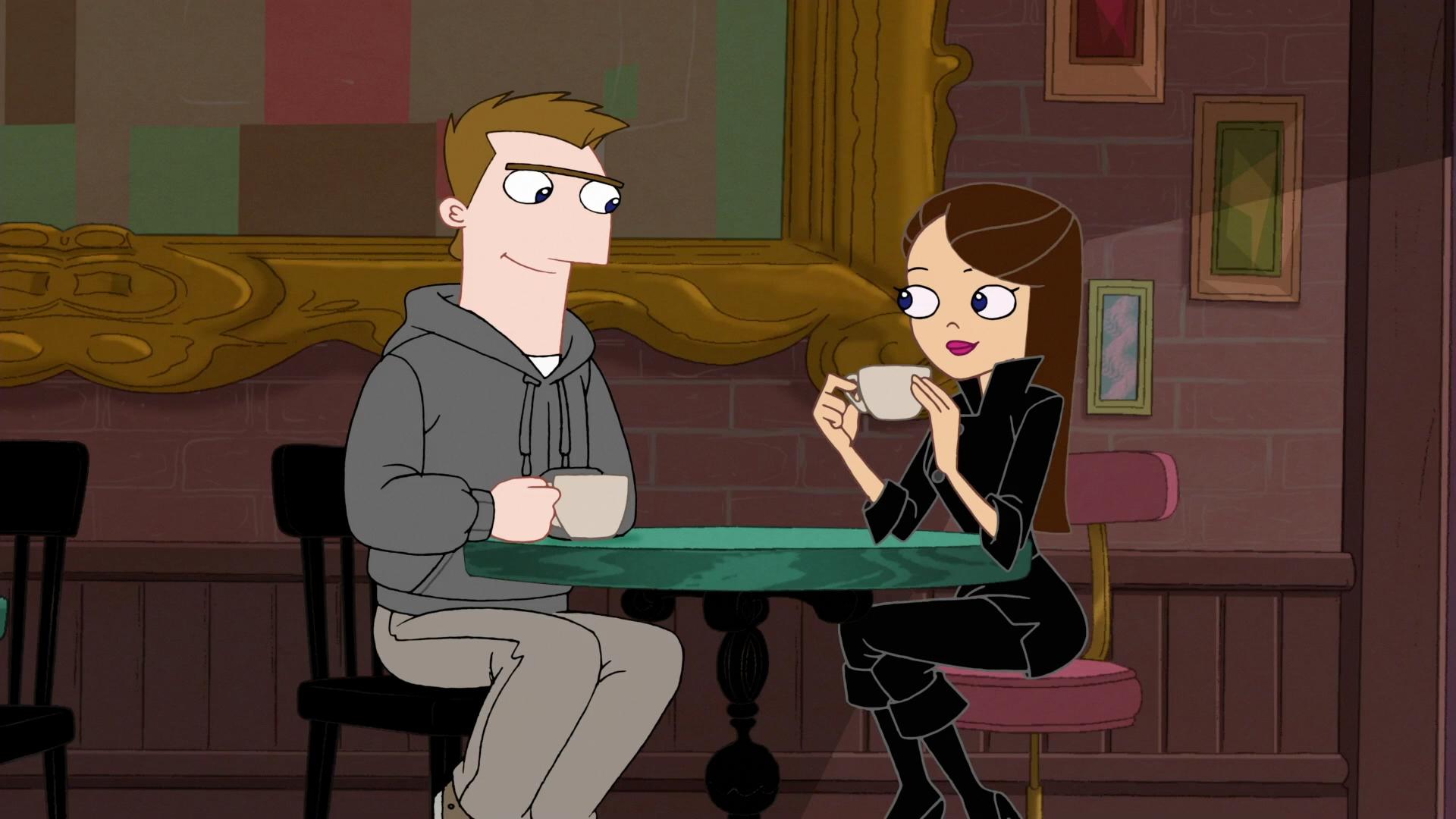 doofenshmirtz dating linda